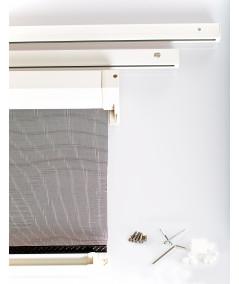 Insektgardin rollo til vindue - 3 størrelser