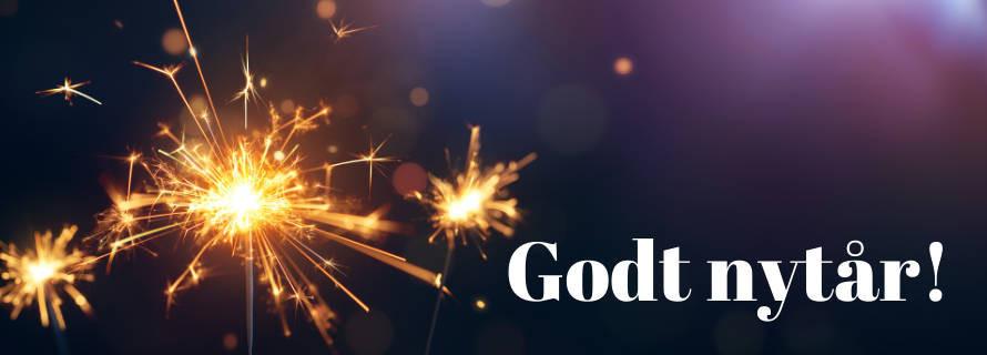 Godt Nytår fra Boligindretning & Kreativitet