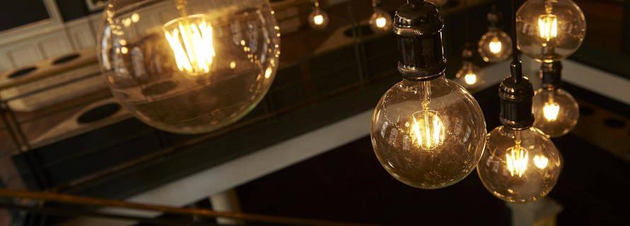 Forny dine lamper med dekorationspærer